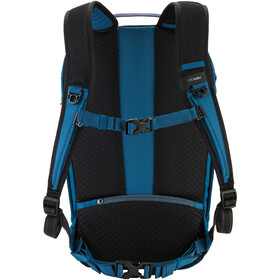 Pacsafe Venturesafe X18 Sac à dos, blue steel